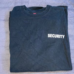 security short sleeve tee